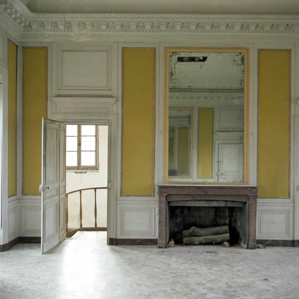 Vue intérieure de la maison de la Reine, premier étage. (c) Claire Adelfang / Château de Versailles