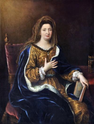 Madame de Maintenon peinte par Pierre Mignard