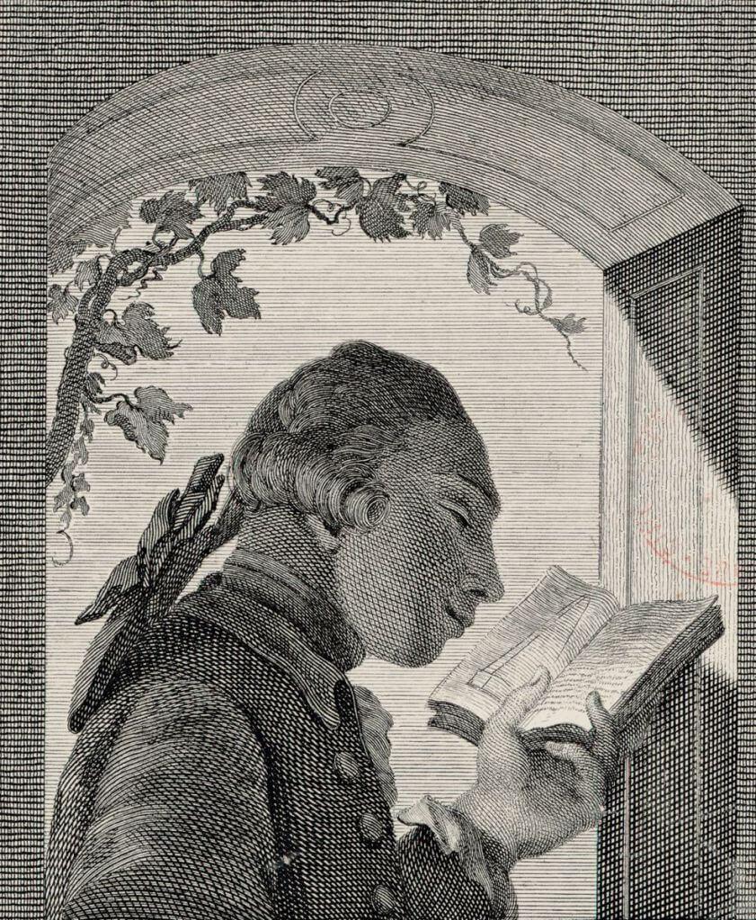Johann Sebastian Bach(1685-1750), Griessmann C.W. (vers1765-?). Paris, Bibliothèque nationale de France